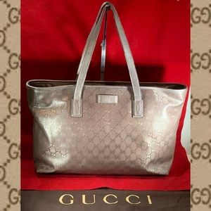 💛GUCCI💛 Implementation Tote